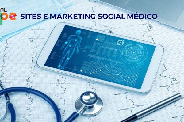 Sites e Marketing Digital Médico
