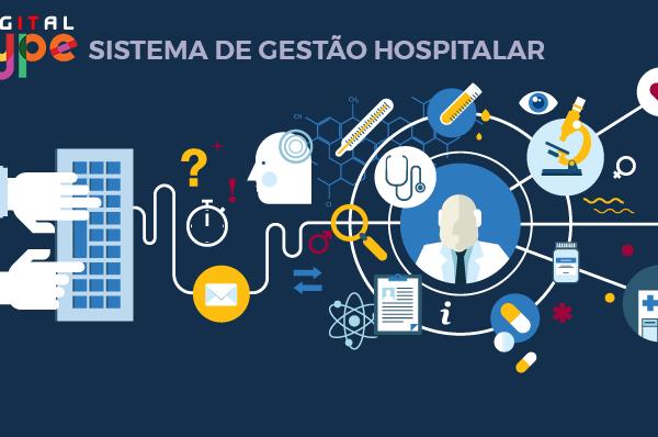 Hype SAH Sistema de Administração Hospitalar